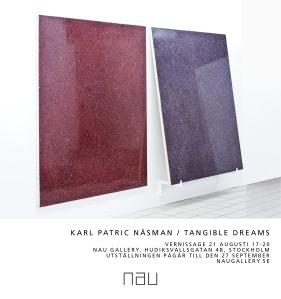 Karl Patric Näsman - Tangible Dreams