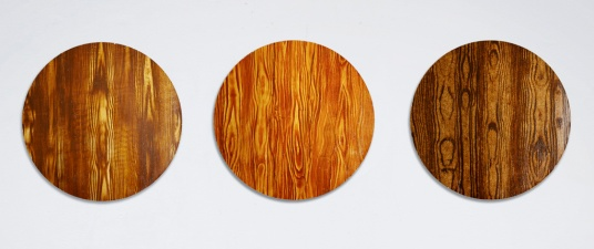 Wood Grain Wheels